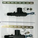 2 WIRE POWER DOOR LOCK ACTUATOR (for 2 doors) THE BEST