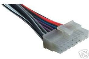 CLARION  DRX6375 DRX7475  DRX8175 WIRE HARNESS CL16-000