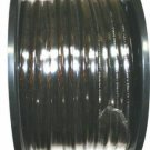 20 FT 4 GAUGE BLACK POWER WIRE LOW RESISTANCE COPPER