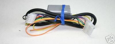 ALPINE IVAD300 iva d300 monitor power WIRE HARNESS Y01