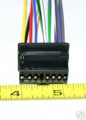 PIONEER wire harness DEHP64 DEHP640 DEHP6400 PI16B