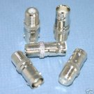 BNC JACK TO F JACK ADAPTER 100 PACK 1003