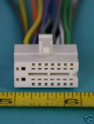 4bdaaf8dd43a2_161920n clarion wire harness dxz655mp dxz735mp dxz745mp cl16