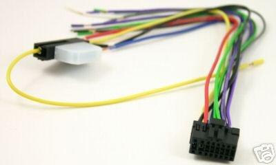 PANASONIC wire Harness CQ-DPX151U DF600u DF100u DFX701u