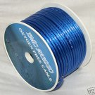8 GAUGE AWG BLUE POWER  WIRE 20 ft NEW