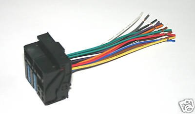 BMW 5 SERIES 02-03 OEM STEREO WIRE HARNESS BWH900321