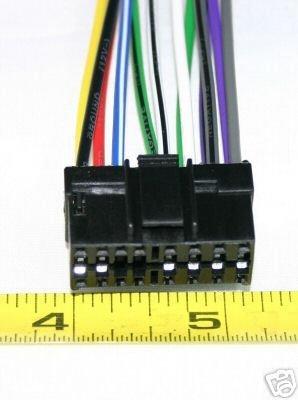 Pioneer Deh P20 P2000 P200 P3000 P3000r Wire Harness 16