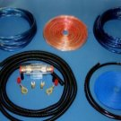 8 GAUGE POWER WIRE AMP KIT  OXYGEN FREE COPPER IMC702BL