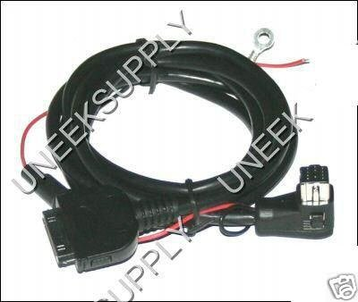 PIONEER IPOD  DEH-P2900MP AUX INPUT CABLE  ADAPTER A18