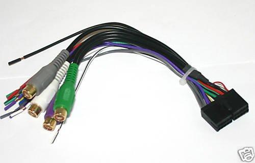 JENSEN WIRE HARNESS 20 PIN WIRE MCD4030 MCD-4030 J20
