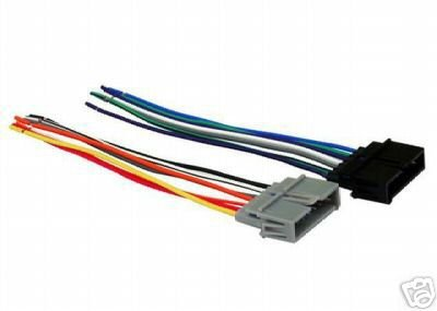 CHRYSLER TOWN & COUNTRY 90-01 RADIO WIRE HARNESS CWH634
