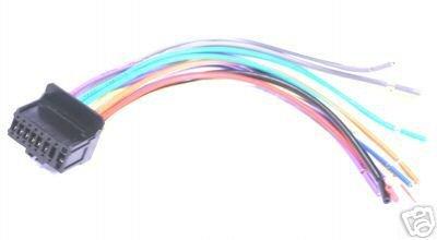 PIONEER WIRE HARNESS DEH-P7500MP  DEHP7500MP pi16-4