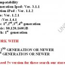 PIONEER IP-BUS iPOD 3.5MM HEAD PHONE PLUG ADAPTER A22