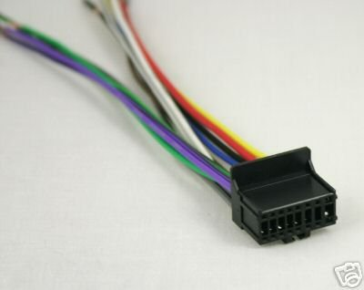 Pioneer Wire Harness Deh P3900mp, Pioneer Deh-P3900mp Wiring Diagram