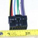 PIONEER DEH P4600MP P460MP P46MP wire harness 03A