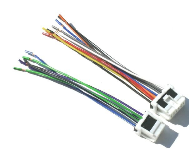 NISSAN 200SX 95-98 RADIO VEHICLE WIRE HARNESS nwh 703