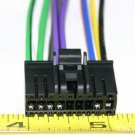 SONY 18 PIN  WIRE HARNESS CDX-4090 CDX4090  SY18-00