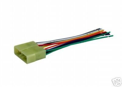 CHEVROLET SPECTRUM 85-88 WIRE HARNESS NEW IWH 974
