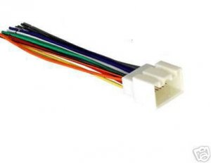 American International FWH598 Radio Wiring Harness For 1998-2011 Ford