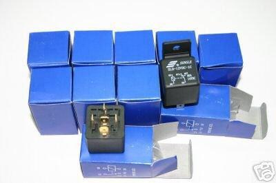 12 VOLT 30 /40 AMP RELAY 25 PACK relays AUTO  TRUCK P