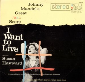 I Want To Live - 2LP rare double set, film OST & Jazz Score United Artists UXS-51