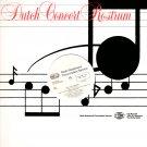 Mozart Charles Ives Walter Piston Conlon Bradshaw Du Waart Transcription Discs 2LP set