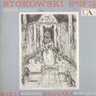 LEOPOLD STOKOWSKI BLOCH BEN-HAIM GEORGE NEIKRUG United Artists UAS 8005 STEREO