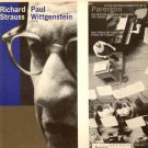 Paul Wittgenstein Strauss Parergon Sinfonia Domestica Eric Simon Boston BST-1011