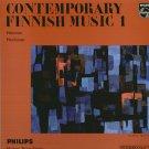 Heininen Concerto forma variazioni Meriläinen Piano Rhondda Gillespie Susskind Philips 802 854 LY