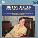 Betsy Jolas STANCES Helffer Collot Marius Constant ENSEMBLE ARS NOVA ADES France LP