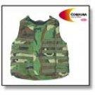 Modular (M.O.D) Tactical Body Armor (Woodland Camo - Large Size )