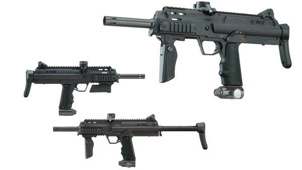 BT TM7 Paintball Gun Package