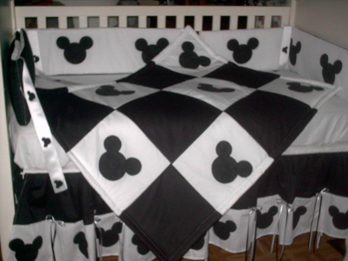 cutiepie crib bedding set