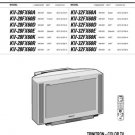 SONY KV-32FX60 Service Manual with Schematics Circuits on Mauritron CD