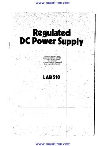 POWERLINE LAB510 Service Manual with Schematics Circuits on Mauritron CD