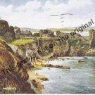 The Castle St Andrews Scotland - Mauritron Postcard #417