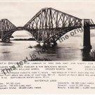 The Forth Railway Bridge Scotland - Mauritron Postcard #359
