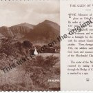 The Glen of Weeping Scotland - Mauritron Postcard #365