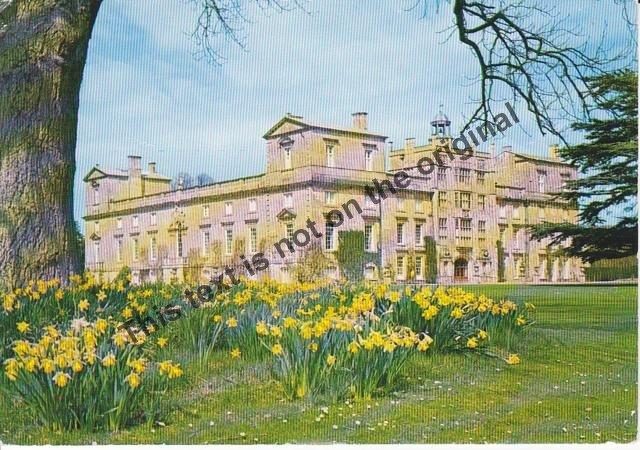 Wilton House, England - Mauritron Postcard #333