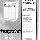 HOTPOINT 7xxx RANGE Service Manual with Schematics Circuits on Mauritron CD