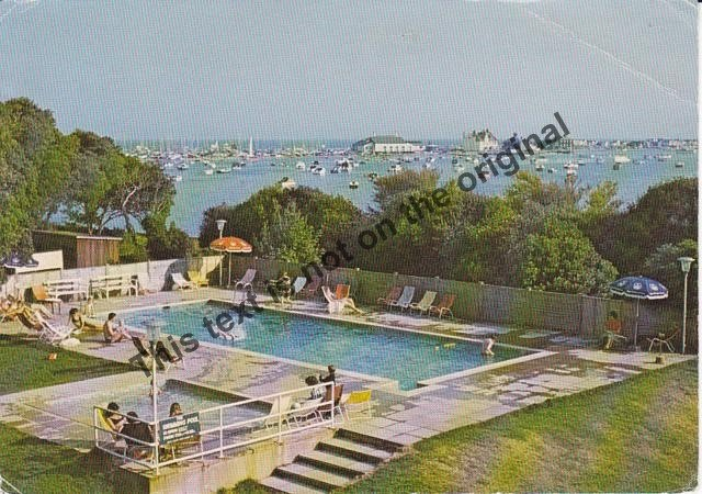 Avonmouth Hotel Christchurch Dorset England - Mauritron Postcard #325