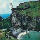 King Arthurs Castle, Tintagel - Mauritron Postcard #329