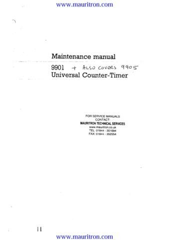 RACAL 9001 Service Manual with Schematics Circuits on Mauritron CD