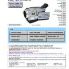 Sony DCRTRV345E Service Manual. From Mauritron