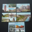 Postcards Bristol Scenic Views. Mauritron #5014