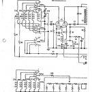 AVO Type 3 Signal Generator Schematics Circuits. mts#20