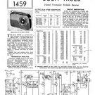 Bush TR82B Vintage Service Circuit Schematics mts#105