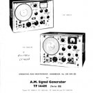 Marconi TF144H Series II Service Circuits Mauritron#275