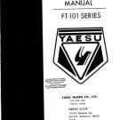 Yaesu FT101 Service Manual. Mauritron#500