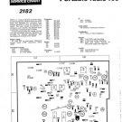Roberts R505 Service Schematics. Mauritron#533